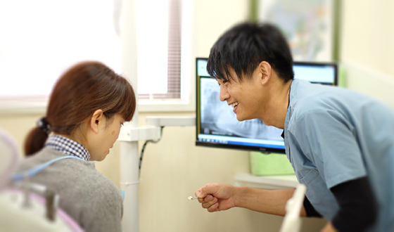 歯科診療イメージ
